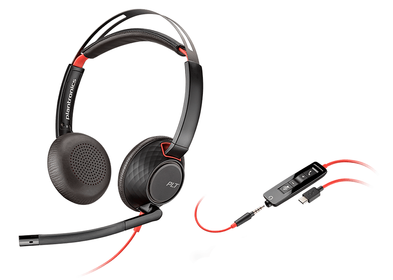 Blackwire 5200 Headset monoaural